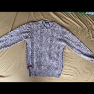 Other - woven sweater